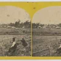 The New Town studio stereographs