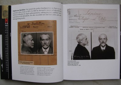 Bertillon mugshots 1888