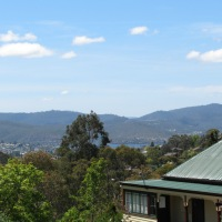 The Kangaroo Valley farm & school stereos