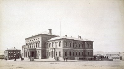 Hobart Town Hall 1878