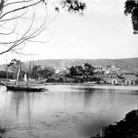 The journey from Hobart to Port Arthur 1873-4