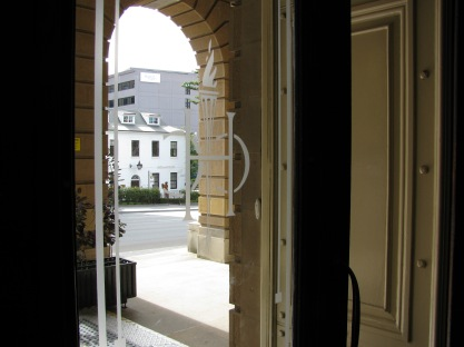 Ingle Hall from the Hobart Town Hall entrance