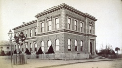 Tasmanian Museum and Art Gallery 1878