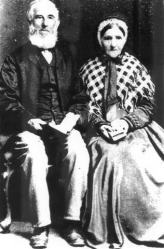 William Genge and Mary Slade