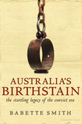 Babette Smith on Australia's Birthstain