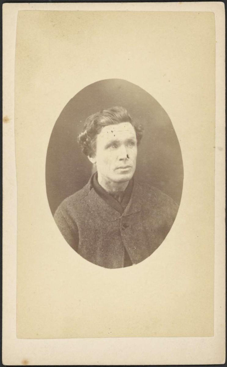 Prisoner James BRADY 1873-1874