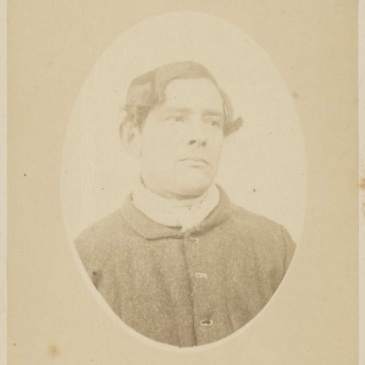 Prisoner Charles Brown or William Forster 1874