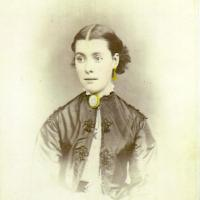 Thomas Nevin's portraits of his wife ElizabethRachel