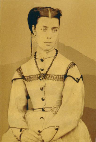 Elizabeth Nevin late 1870s