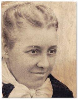 Elizabeth Rachel Nevin ca 1900