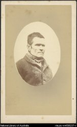 Tasmanian prisoner George Langley