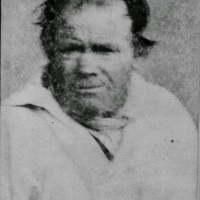 The Anson Bros photograph of ex-convict James CRONIN