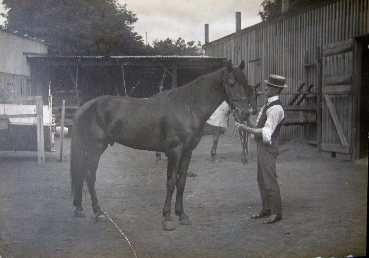 Albert Nevin 1915