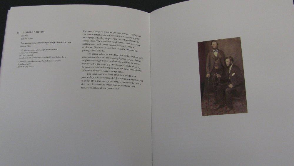 The QVMAG convict  photos exhibition1977 (4/6)