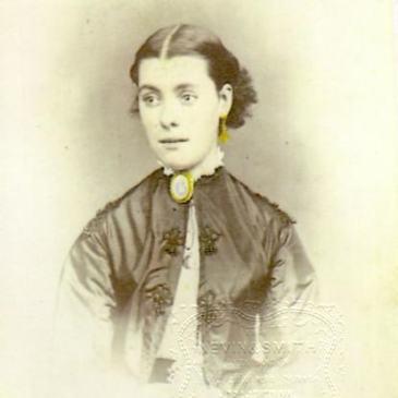 Elizabeth Rachel Day ca. 1867