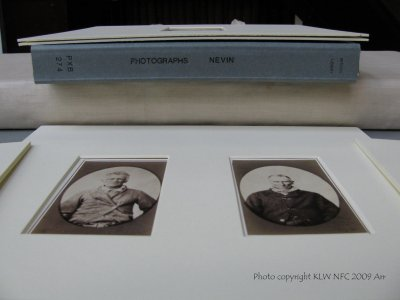 Thomas J. Nevin Tasmanian convict photos SLNSW