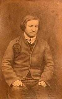 William Jones, mugshot taken at Millbank 1861