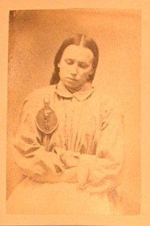 Catherine May 1863 record
