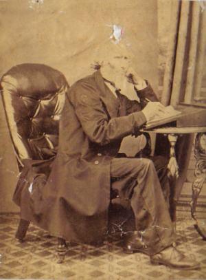 John Nevin by Thomas Nevin ca 1874