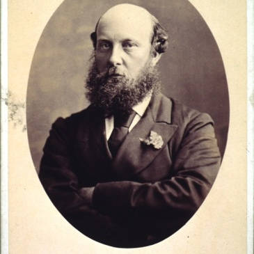 Dr Edward Crowther 1880