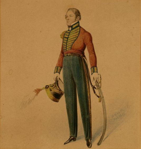 John Nevin in the Royal Scots at theCanadianRebellion1837-38 (2/6)