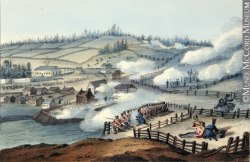 Attack on St. Charles Lord Charles Beauclerk (1813-1842)
