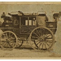Samuel Page's Royal Mail coach