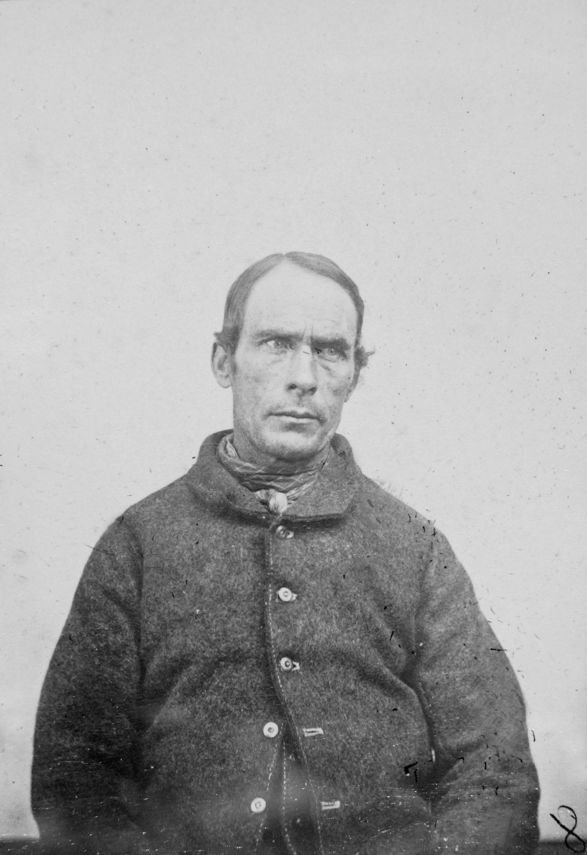 The Supreme Court mugshots taken by T. J. Nevin from1871onwards