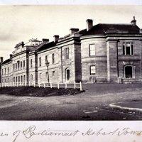Tasmanian crime statistics 1866-1875