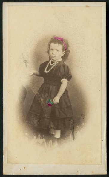 T.J. Nevin's portraits of the McVilly children 1874