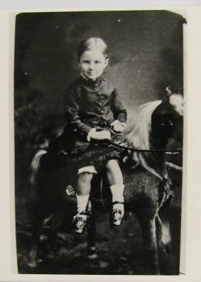 George Nevin ca 1886