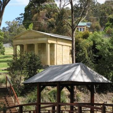 Lady Franklin Museum, Hobart Tasmania