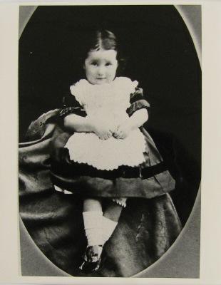 Minnie Nevin ca. 1886
