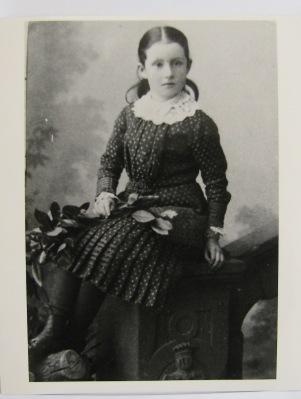 Minnie Nevin ca. 1900