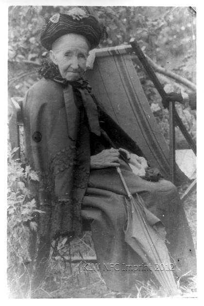Martha Nevin nee Genge ca 1920