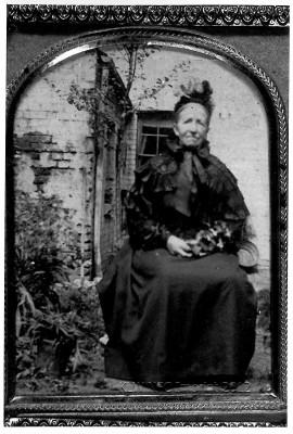 Martha Nevin nee Genge ca 1900