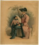 The Chelsea Pensioner by W. Spooner 1840; Brown University Archive