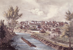 London, Canada West ca. 1850