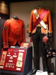 Royal Scots Museum uniform of First Regiment of Foot