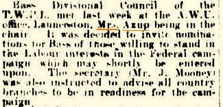 Mary Sophia Axup chair of the WPL 1913 (2/4)