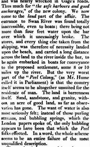 swan river syd gaz 26 nov 1829