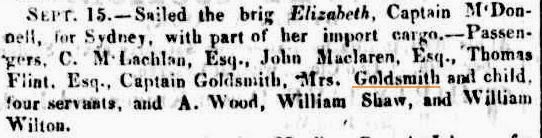 -goldsmith col times 17 sep 1830
