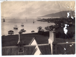 View of Derwent from Govt House