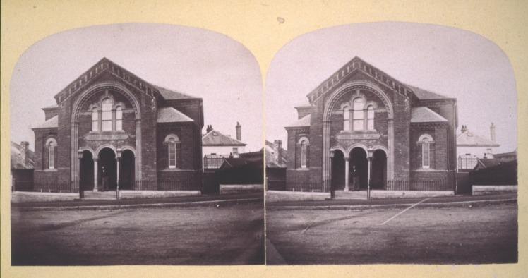 union chapel 1865
