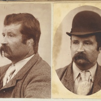 Mugshots removed: prisoner William FORD 1886