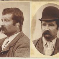 Mugshots removed: prisoner William FORD 1886
