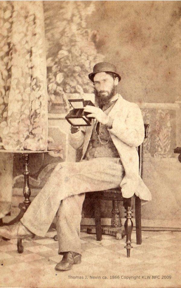 Thomas J. Nevin ca. 1866