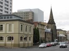 Odd Fellows Hall, Hobart Tasmania
