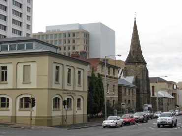 Odd Fellows Hall, Hobart Tasmania