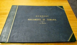 J. W. Beattie Members of Parliament 1900